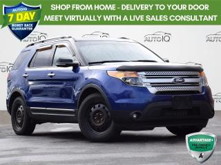 Used 2013 Ford Explorer XLT POWER LIFTGATE| MOONROOF | 3.5 L | MYFORD TOUCH | for sale in Waterloo, ON