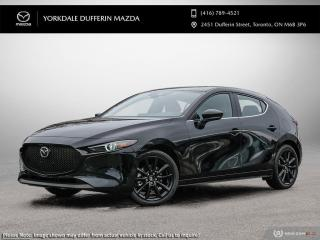 New 2021 Mazda MAZDA3 GT w/Turbo for sale in York, ON