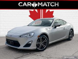 Used 2013 Scion FR-S 6-SPEED / NO ACCIDENTS / ONE OWNER CAR for sale in Cambridge, ON
