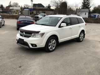 Used 2015 Dodge Journey Limited for sale in Mount Brydges, ON