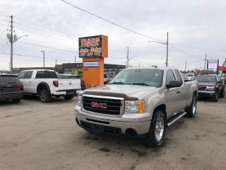 Used 2009 GMC Sierra 1500 SLE*ONLY 71,000KMS*4X4*VERY CLEAN*WHEELS*CERT for sale in London, ON