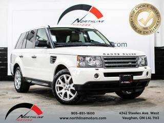 Used 2009 Land Rover Range Rover Sport HSE/Navigation/Sunroof/Harman Kardon for sale in Vaughan, ON