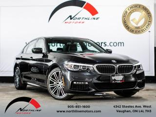 Used 2017 BMW 5 Series 530i xDrive/M-Sport/Navigation/Camera/Sunroof for sale in Vaughan, ON