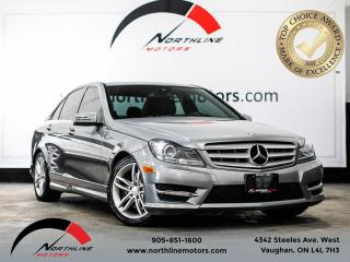Used 2012 Mercedes-Benz C-Class C300 4MATIC/Navigation/Sunroof/Heated Leather for sale in Vaughan, ON