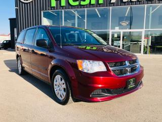 Used 2016 Dodge Grand Caravan SE/SXT Winter Tires, Cruise, Dual Climate Control! for sale in Ingersoll, ON
