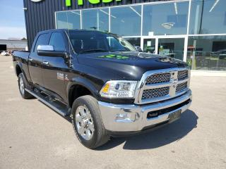Used 2015 RAM 2500 Laramie Sunroof, NAV, Heated/Vented Seats, Running Boards! for sale in Ingersoll, ON