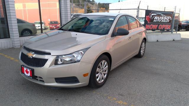 2011 Chevrolet Cruze LS+ w/1SB  Low Low Km