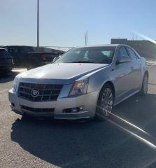Used 2011 Cadillac CTS AWD PREMIUM I$0 DOWN-EVERYONE APPROVED for sale in Calgary, AB