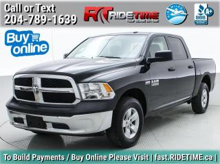 Used 2017 RAM 1500 SXT for sale in Winnipeg, MB