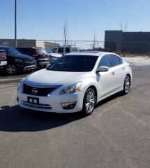 Used 2014 Nissan Altima SL I Sunroof  I  Leather I $0 DOWN-EVERYONE APPROV for sale in Calgary, AB
