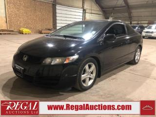 Used 2011 Honda Civic EX-L 2D Coupe AT for sale in Calgary, AB
