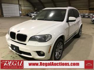 Used 2011 BMW X5 XDRIVE35I 4D Utility AWD for sale in Calgary, AB