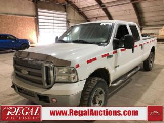 Used 2007 Ford F-350 XLT SUPERCREW CAB 4WD for sale in Calgary, AB