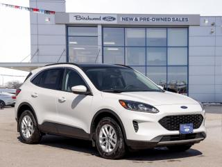 New 2021 Ford Escape SE 0% APR | PANO ROOF | CLD WTHR PKG for sale in Winnipeg, MB