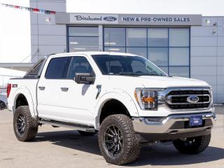 New 2021 Ford F-150 XLT 0.99% APR | CUSTOM LIFTED 302A | for sale in Winnipeg, MB