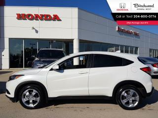 Used 2020 Honda HR-V LX Heated Seats - Bluetooth - Apple CarPlay - Android Auto for sale in Winnipeg, MB