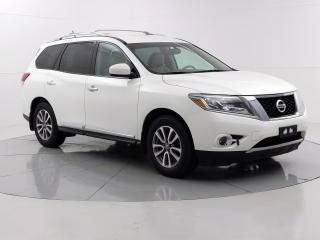 Used 2014 Nissan Pathfinder SL for sale in Winnipeg, MB
