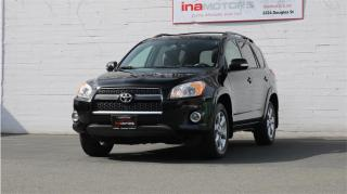 Used 2009 Toyota RAV4 LIMITED  for sale in Victoria, BC