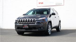 Used 2014 Jeep Cherokee North for sale in Victoria, BC