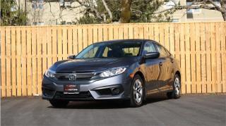 Used 2017 Honda Civic 4dr CVT LX w-Honda Sensing - HEATED SEATS! for sale in Victoria, BC