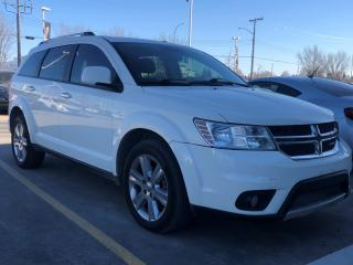 Used 2012 Dodge Journey R/T As Traded AWD*Leather/Touchscreen* for sale in Winnipeg, MB