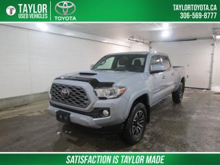 Used 2020 Toyota Tacoma TRD SPORT PREMIUM WITH 7 YEAR OR 160,000 KMS WARRANTY! for sale in Regina, SK