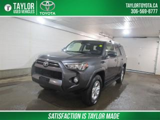Used 2020 Toyota 4Runner for sale in Regina, SK