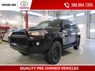 Used 2018 Toyota 4Runner Sr5 Trd Pro for sale in Moose Jaw, SK