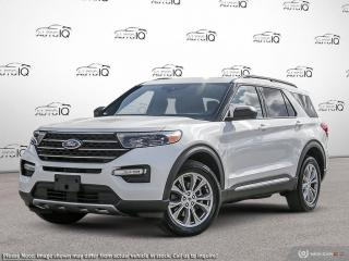 New 2021 Ford Explorer XLT for sale in Kitchener, ON