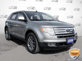 Used 2008 Ford Edge SEL AS IS AWD/Cloth/Bluetooth for sale in St Thomas, ON