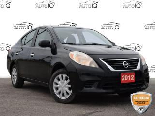 Used 2012 Nissan Versa low km's for sale in Tillsonburg, ON