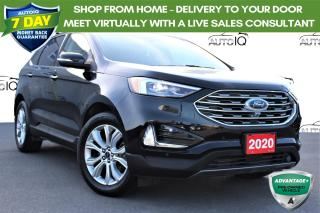 Used 2020 Ford Edge Titanium TITANIUM EDITION! NAVIGATION !EATHER SUNROOF for sale in Hamilton, ON