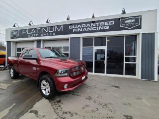 Used 2015 RAM 1500 SPORT for sale in Kingston, ON
