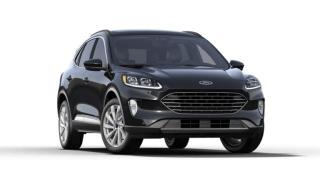 New 2021 Ford Escape Titanium Hybrid for sale in Brockville, ON
