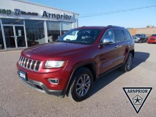 Used 2014 Jeep Grand Cherokee Limited for sale in Arnprior, ON