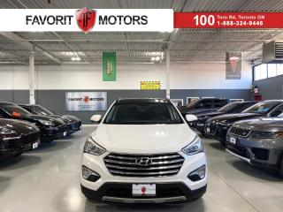 Used 2016 Hyundai Santa Fe XL Luxury AWD|6PASSENGER|PANOROOF|LEATHER|BACKUPCAM|+ for sale in North York, ON