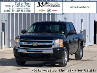 Used 2010 Chevrolet Silverado 1500 LT  4X4,CREW CAB, H.D TRAILERING PACKAGE,ONLY 152, for sale in Kipling, SK
