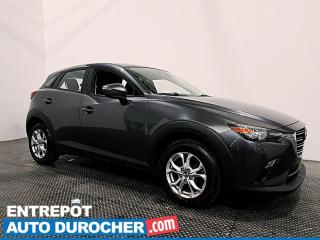 Used 2019 Mazda CX-3 GS - AWD - CAMÉRA DE RECUL - CLIMATISEUR for sale in Laval, QC