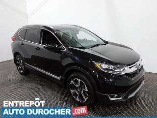 Used 2019 Honda CR-V Touring - AWD - Navigation - Caméra de Recul for sale in Laval, QC
