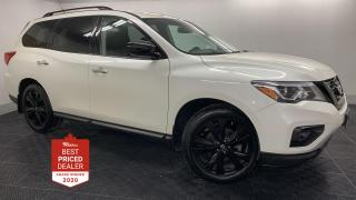 Used 2018 Nissan Pathfinder *MIDNIGHT EDITION ***SALE PENDING*** for sale in Winnipeg, MB