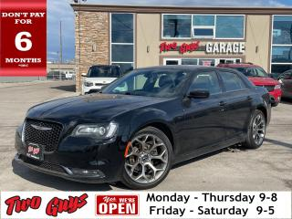 Used 2018 Chrysler 300 S | Leather | New Tires | Remote Start | Heated Se for sale in St Catharines, ON