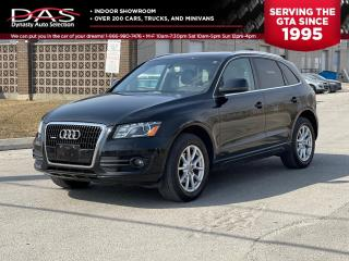 Used 2011 Audi Q5 3.2 NAVIGATION/REAR CAMERA/PANOR ROOF/BLIND SPOT for sale in North York, ON