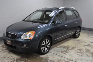Used 2011 Kia Rondo EX w/3rd Row for sale in Kitchener, ON