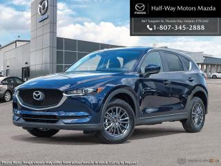 New 2021 Mazda CX-5 GX for sale in Thunder Bay, ON