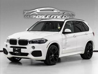Used 2018 BMW X5 xDrive35d M Sport, Bang & Olufsen Sound, Fully Loaded for sale in Concord, ON