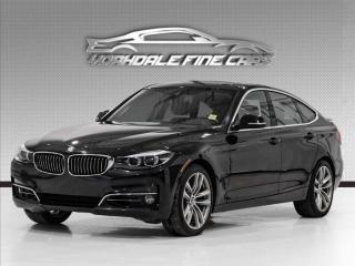 Used 2017 BMW 3 Series 330i xDrive Gran Turismo AWD Fully Loaded for sale in Concord, ON