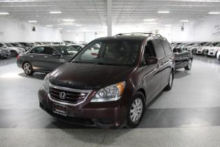 Used 2009 Honda Odyssey EX I POWER OPTIONS I KEYLESS ENTRY I CRUISE I AS IS for sale in Mississauga, ON