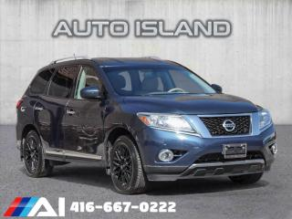 Used 2013 Nissan Pathfinder SL **4WD**LEATHER**SUNROOF for sale in North York, ON