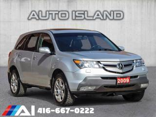 Used 2009 Acura MDX AWD 4dr for sale in North York, ON