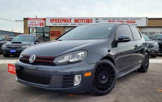 Used 2013 Volkswagen Golf GTI 3dr HB 6 Speed Manual for sale in Oakville, ON